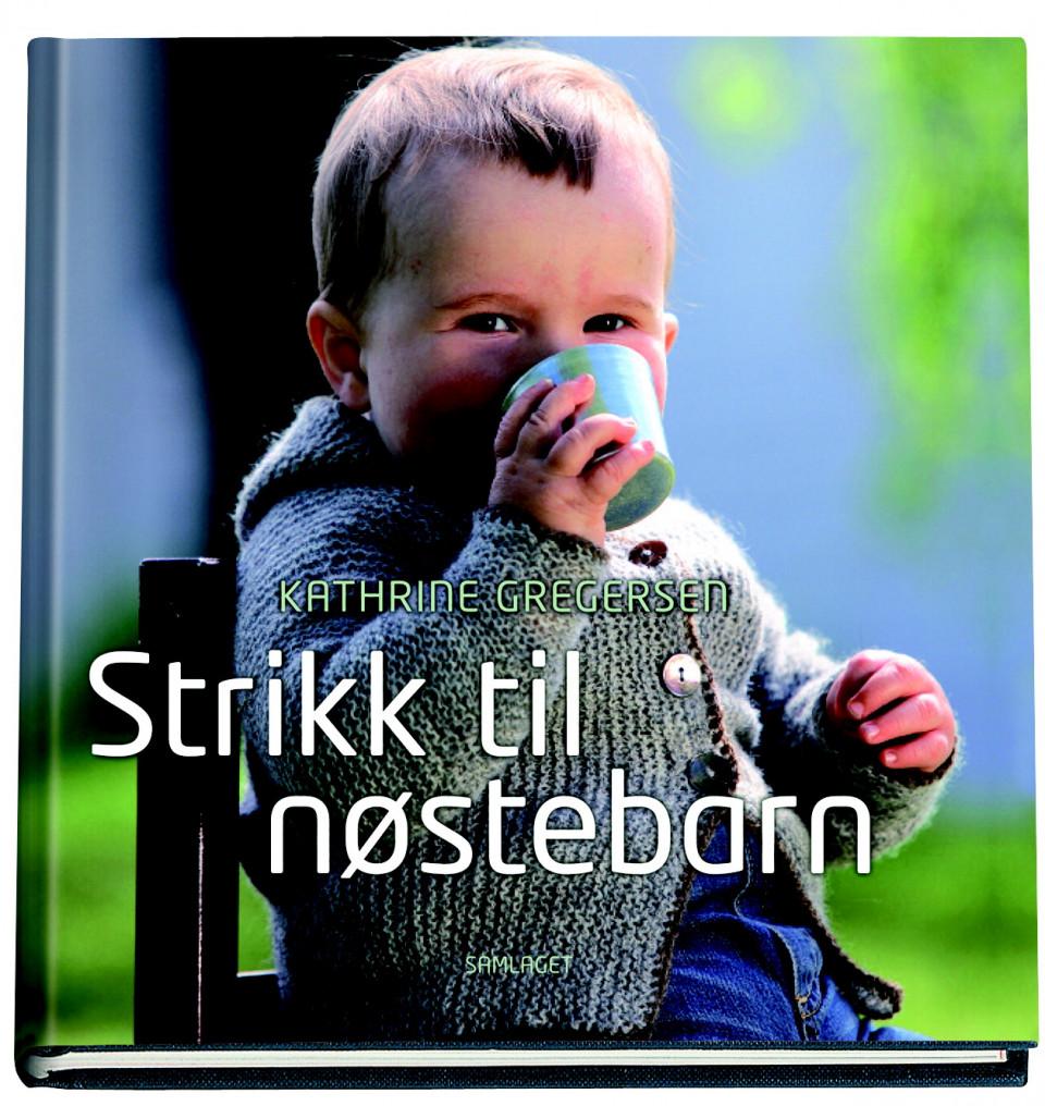 0f03a451 Strikk til nøstebarn av Kathrine Gregersen (Innbundet) - Håndarbeid ...