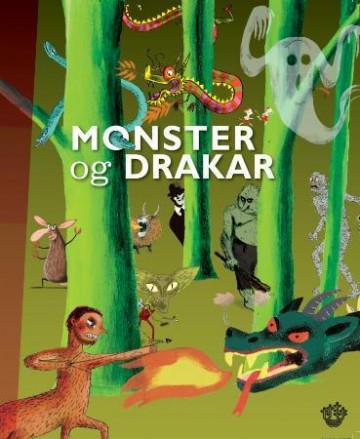 Bilde av Monster Og Drakar
