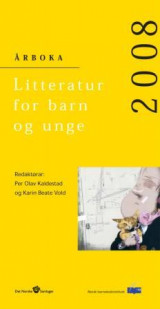Omslag - Litteratur for barn og unge 2008