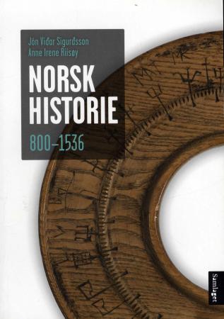 Bilde av Norsk Historie 800-1536
