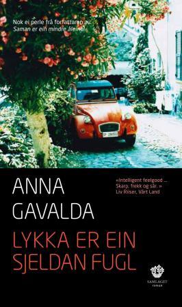 Bilde av Lykka Er Ein Sjeldan Fugl