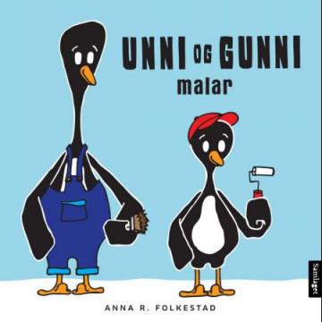 Bilde av Unni Og Gunni Malar