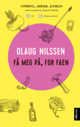 Omslag - Få meg på, for faen