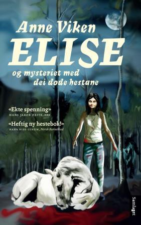 Bilde av Elise Og Mysteriet Med Dei Døde Hestane
