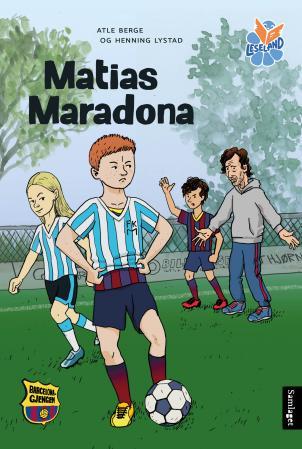 Bilde av Matias Maradona