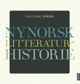 Omslag - Nynorsk litteraturhistorie