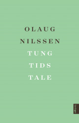 Omslag - Tung tids tale