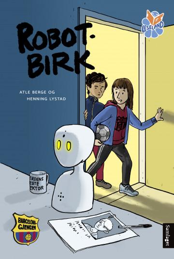 Bilde av Robot-birk
