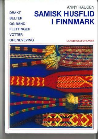 Bilde av Samisk Husflid I Finnmark