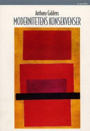Bilde av Modernitetens Konsekvenser