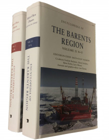 Encyclopedia of the Barents region (Innbundet)