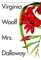 Omslag - Mrs. Dalloway