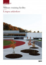 Omslag - Project: Military training facility, architect: Longva arkitekter
