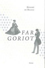 Omslag - Far Goriot
