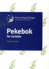 Omslag - Pekebok for turister