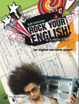 Omslag - Rock your English in 15 fresh lessons