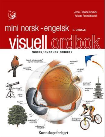 Bilde av Mini Visuell Ordbok