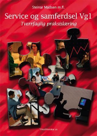 Service og samferdsel vg1 Wenche Eikebø {TYPE#Heftet}