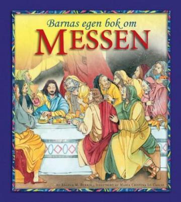 Bilde av Barnas Egen Bok Om Messen