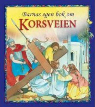 Bilde av Barnas Egen Bok Om Korsveien