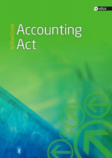 Omslag - Norwegian accounting act