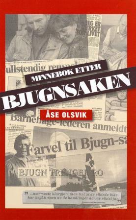 Bilde av Minnebok Etter Bjugnsaken