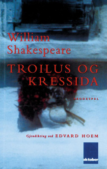 Troilus og Kressida av William Shakespeare (Heftet)