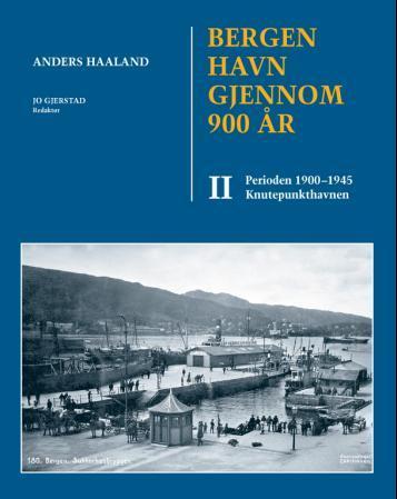 Bilde av Bergen Havn Gjennom 900 år. Bd. Ii