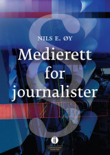 Omslag - Medierett for journalister