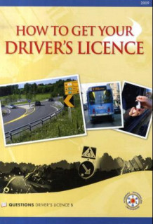 How to get your driver's licence (Heftet)