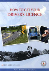 Omslag - How to get your driver's licence