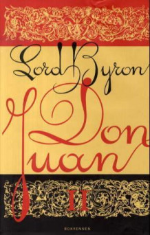 Don Juan av George Gordon Byron (Innbundet)