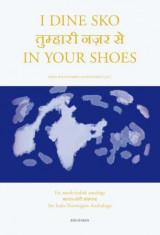 Omslag - I dine sko = In your shoes : an Indo-Norwegian anthology
