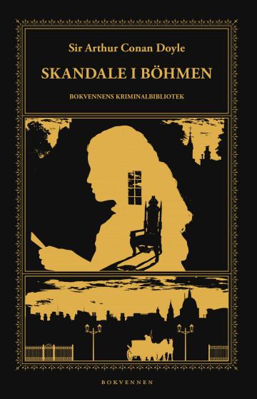 Bilde av Skandale I Böhmen Og Andre Sherlock Holmes-eventyr