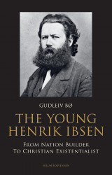 Omslag - The young Henrik Ibsen