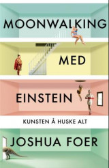 Omslag - Moonwalking med Einstein