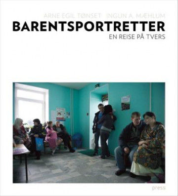 Bilde av Barentsportretter