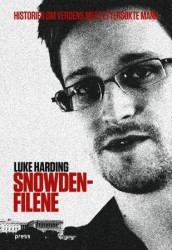 Snowden-filene av Luke Harding (Ebok)