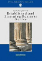 Established and emerging business genres av Aud Solbjørg Skulstad (Heftet)