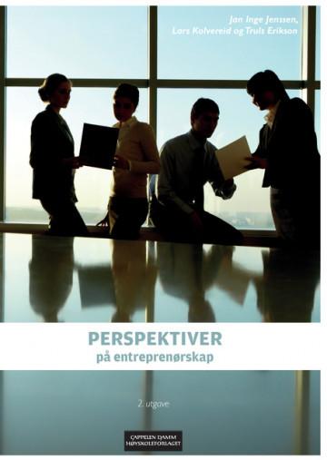 Bilde av Perspektiver På Entreprenørskap