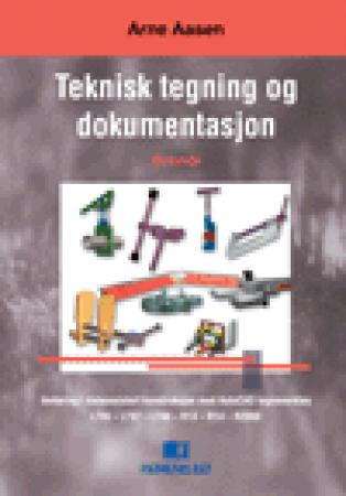 Bilde av Teknisk Tegning Og Dokumentasjon