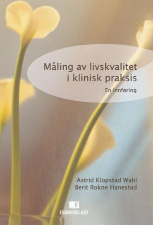 Bilde av Måling Av Livskvalitet I Klinisk Praksis