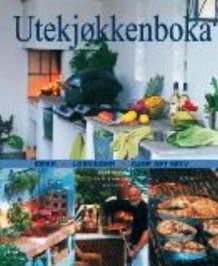 Den store utekjøkkenboka av Beate Slipher, Ole H. Krokstrand, Jan Lund og Bjarne J. Pedersen (Innbundet)