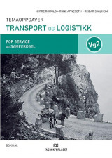 Omslag - Transport og logistikk