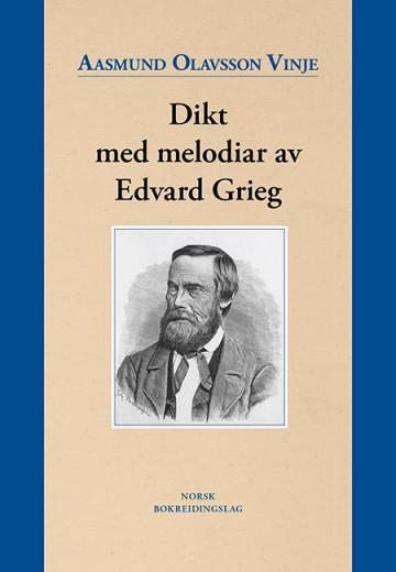 Bilde av Dikt Med Melodiar Av Edvard Grieg