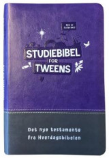 Omslag - Studiebibel for tweens