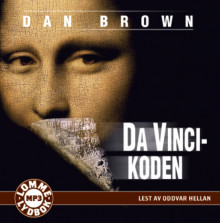 Da Vinci-koden av Dan Brown (Lydbok MP3-CD)