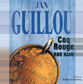 Coq rouge - Rød hane av Jan Guillou (Lydbok-CD)