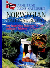 Norwegian national recipes av Arne Brimi og Ardis Kaspersen (Innbundet)