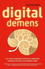 Omslag - Digital demens